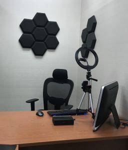 Video Conf Corner